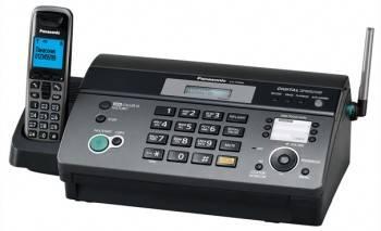 Факс Panasonic KX-FC968RU-T темно-серый металлик