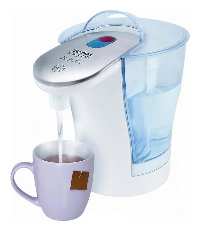 Чайник электрический Tefal BR3031 белый - фото 1
