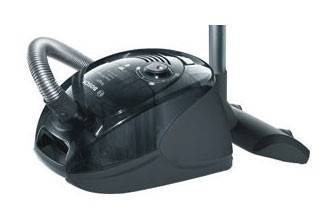 Пылесос Bosch BSG62185 черный - фото 1