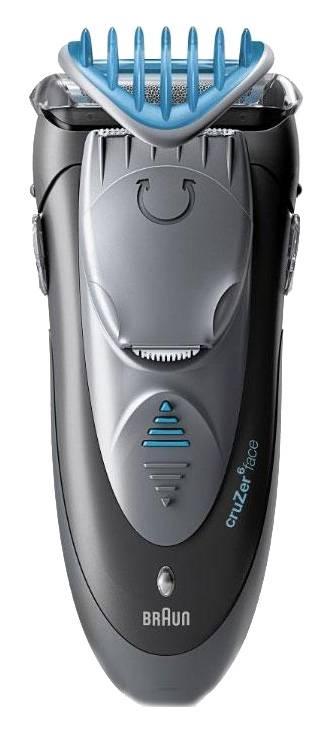 Электробритва Braun cruZer 6 Z60 серый - фото 1