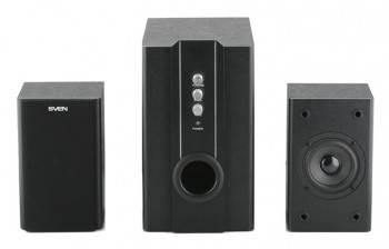 Акустическая система 2.1 Sven SPS-820 черный