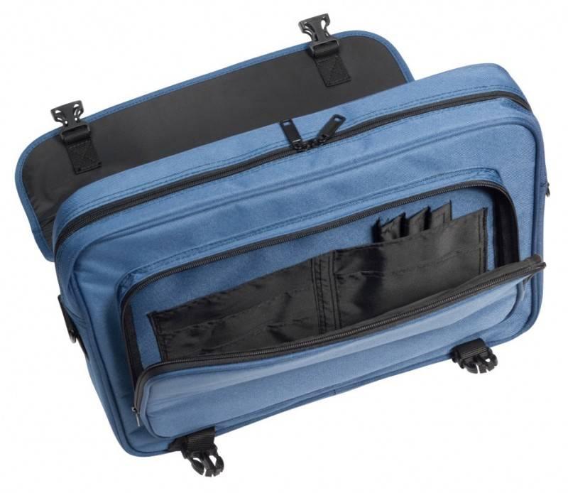 """Сумка для ноутбука 16"""" PC Pet MC14 синий - фото 3"""