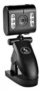 Камера Web A4 PK-333E черный
