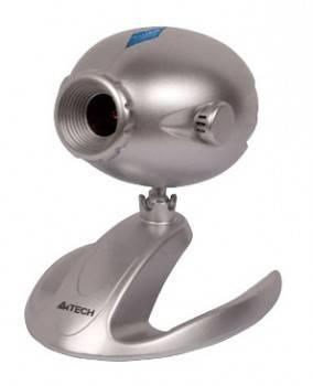 Веб-камера A4 PK-335E серебристый