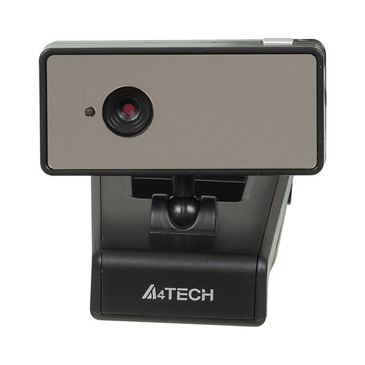 Камера Web A4 PK-760E черный - фото 1