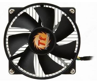 Устройство охлаждения(кулер) Thermaltake CL-P0556-B Ret - фото 2