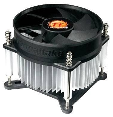 Устройство охлаждения(кулер) Thermaltake CL-P0556-B Ret - фото 3