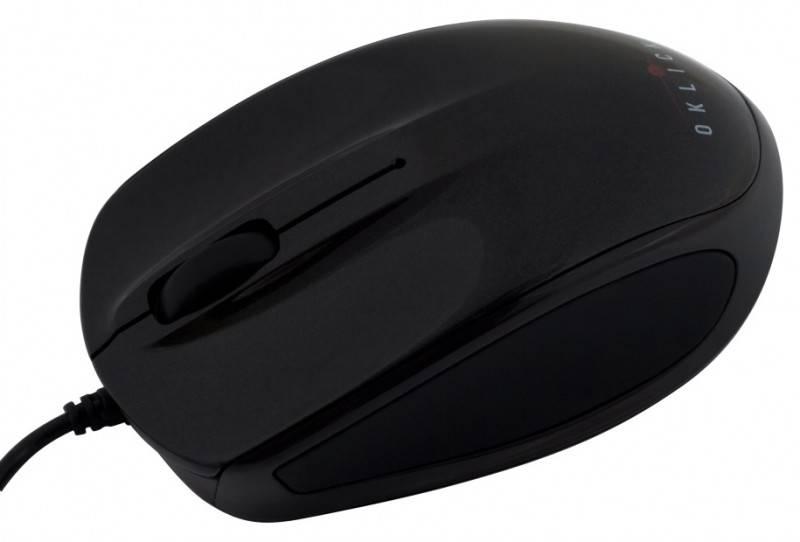 Мышь Oklick 530S черный - фото 3