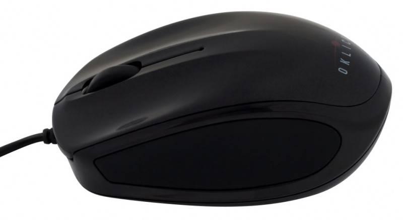Мышь Oklick 530S черный - фото 4