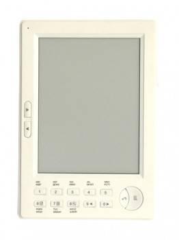 Электронная книга 5 Lbook V5 белый