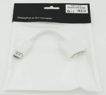 Переходник DisplayPort (m)/DVI (f)