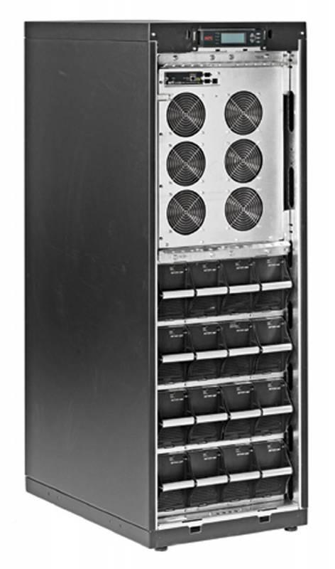 ИБП APC Smart-UPS VT SUVTP10KH4B4S черный - фото 6