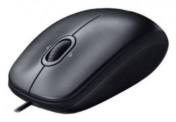 Мышь Logitech M100 черный