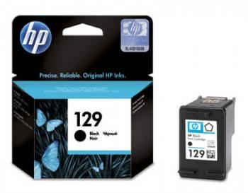 Картридж струйный HP 129 C9364HE черный