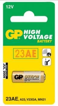 Батарея MN21 GP Ultra Alkaline 23AF (1шт)