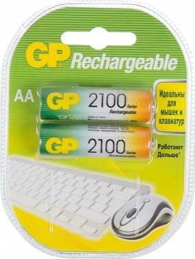 Аккумулятор AA GP 210AAHC (2шт)