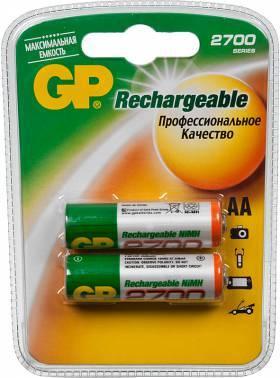 Аккумулятор AA GP 270AAHC (2шт)
