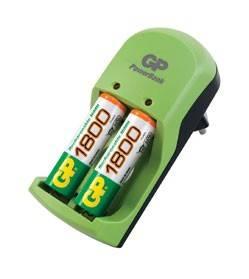 Зарядное устройство GP PowerBank PB360GSRA-2UE1 - фото 1