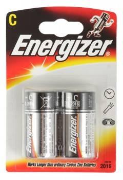 Батарея C Energizer LR14 (2шт)