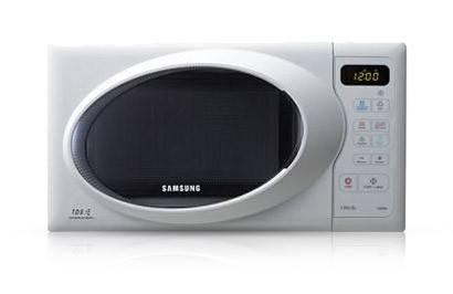 СВЧ-печь Samsung GE83GR белый - фото 2