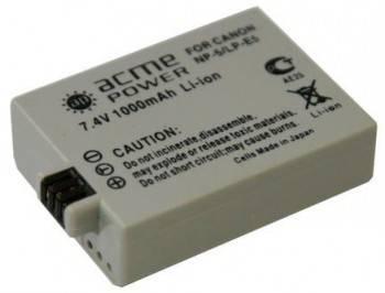 Аккумулятор для зеркальных камер AcmePower AP-LP-E5