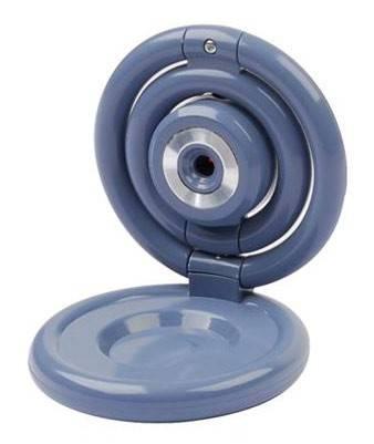 Камера Web G-Cube GWJ-800B голубой - фото 3