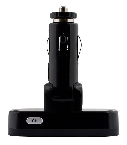 FM-модулятор Digma BFT300 new черный - фото 2