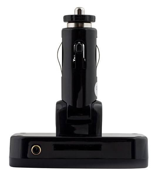 FM-модулятор Digma BFT300 new черный - фото 3