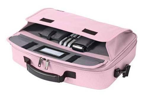"Сумка для ноутбука 15.4"" Trust BG-3510Rp розовый - фото 2"