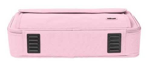 "Сумка для ноутбука 15.4"" Trust BG-3510Rp розовый - фото 5"