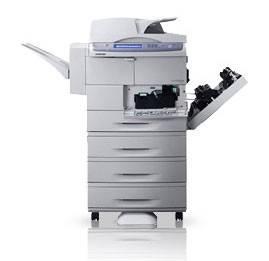 МФУ Samsung SCX-6545N/XEV белый - фото 2
