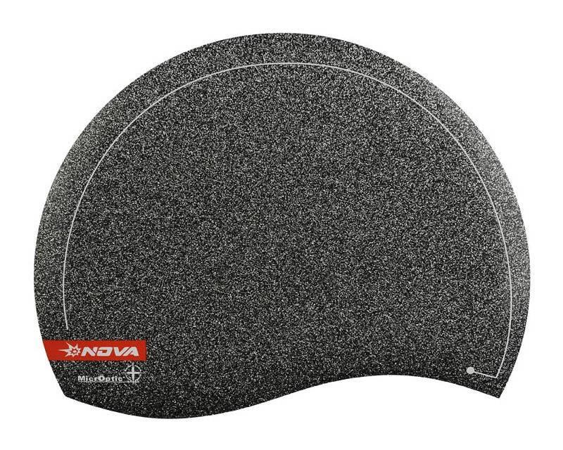 Коврик для мыши Nova Microptic+ Elegance черный - фото 1