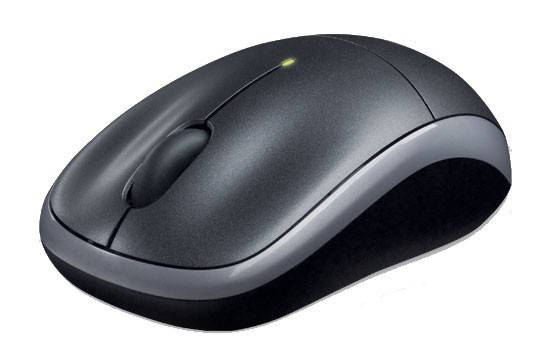 Мышь Logitech M215 серый/черный - фото 4