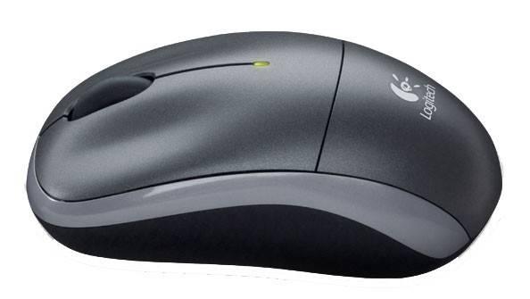 Мышь Logitech M215 серый/черный - фото 5