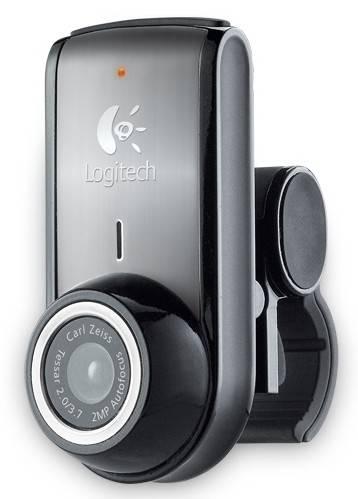 Веб-камера Logitech B905 черный - фото 1