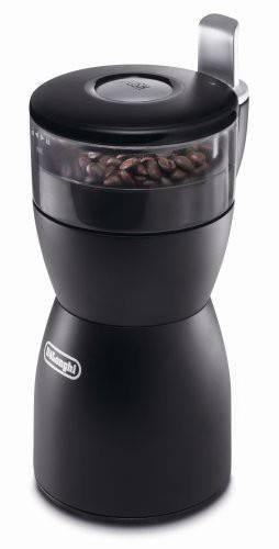 Кофемолка Delonghi KG 40 черный - фото 1