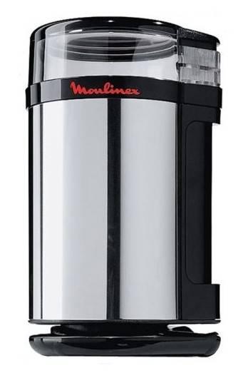 Кофемолка Moulinex A843 серебристый (8000033086) - фото 1