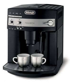 Кофемашина Delonghi Magnifica ESAM3000 черный (0132212125)