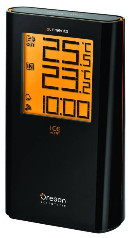 Термометр Oregon Scientific EW92 черный - фото 1