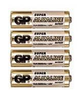 Батарея AA GP Super Alkaline 15ARS LR6 (4шт)