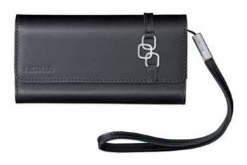 Чехол Nokia CP-340, для Nokia, черный