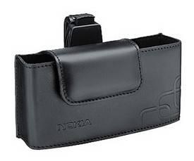 Чехол Nokia CP-356, для Nokia, черный