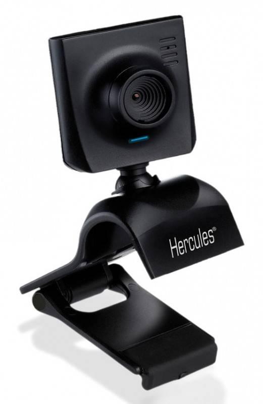 Веб-камера Hercules Classic Link черный - фото 1