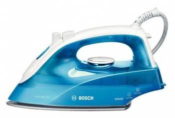 Утюг Bosch TDA2610 голубой/белый