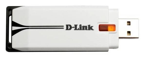 Сетевой адаптер WiFi D-Link DWA-160 (ДУБЛЬ DWA-160) - фото 1