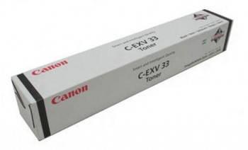Тонер Canon C-EXV33 черный