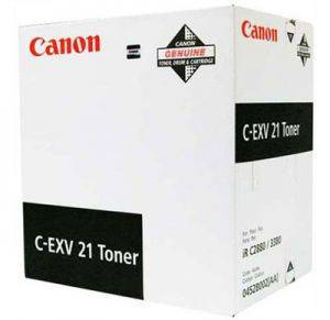 Тонер Canon C-EXV21 черный 575 грамм (0452B002)
