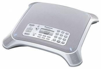 Конференц-телефон IP Panasonic KX-NT700RU серебристый