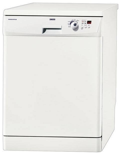 Посудомоечная машина Zanussi ZDF3010 белый - фото 1