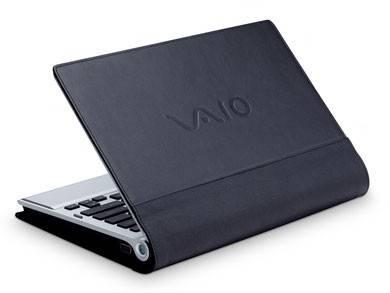 """Чехол для ноутбука 13.1"""" Sony VGP-CVZ2 черный - фото 1"""